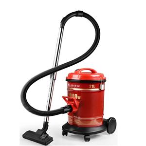 Cylinder vacuum cleaner