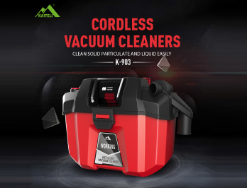 K-903-CORDLESS WET AND DRY VACUUM CLEANER WITH BRUSHLESS MOTOR